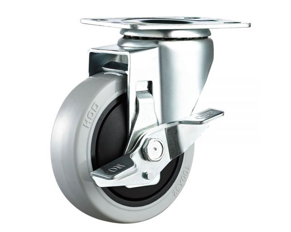 Single Bearing Caster Series 5116110-125