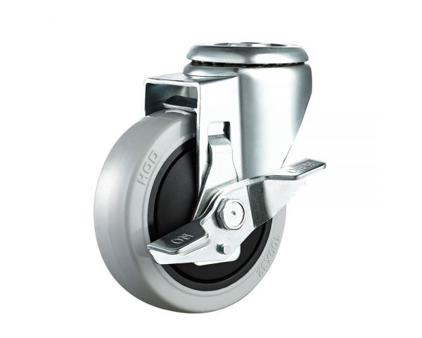 Single Bearing Caster Series 5125141-125