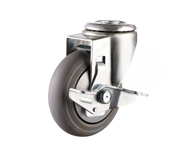Single Bearing Caster Series 5125141-625