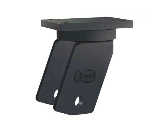 Swivel black color paint bracket code