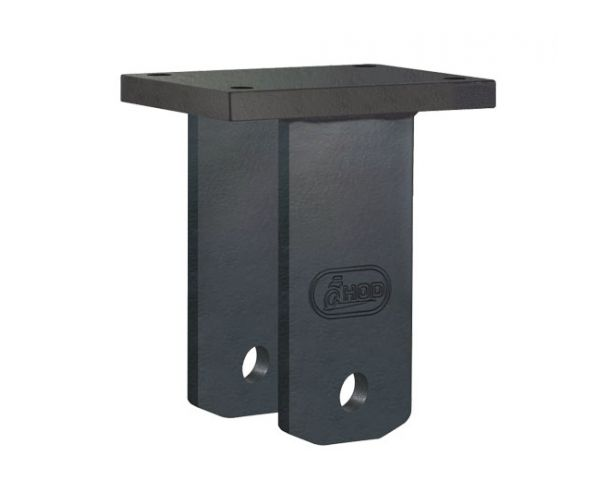 Rigid black color paint bracket code