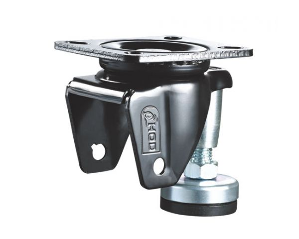 Swivel (with adjustable stem) black color paint bracket code